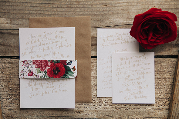 best destination wedding invitations