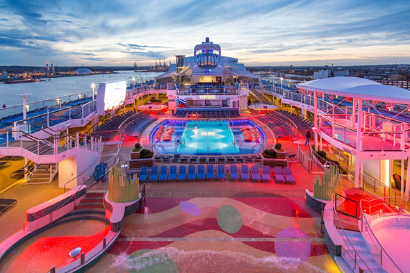 how to book a cruise