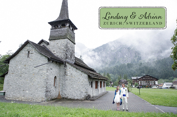 zurich destination wedding