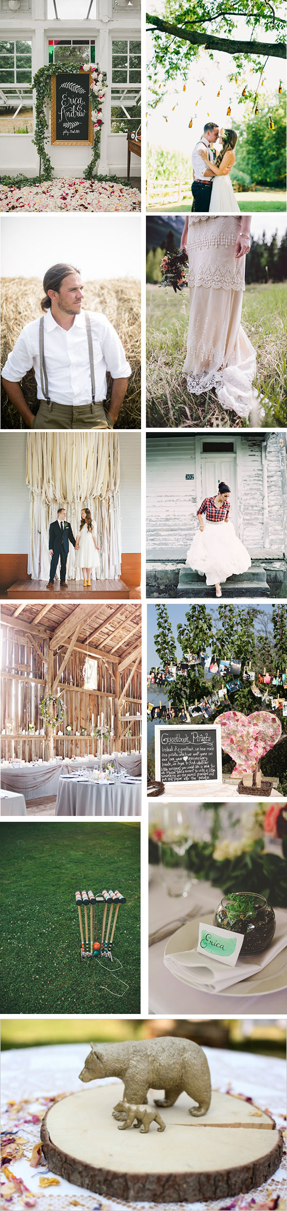 Canadian Wedding Inspiration