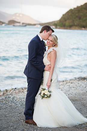 beach caribbean destination wedding