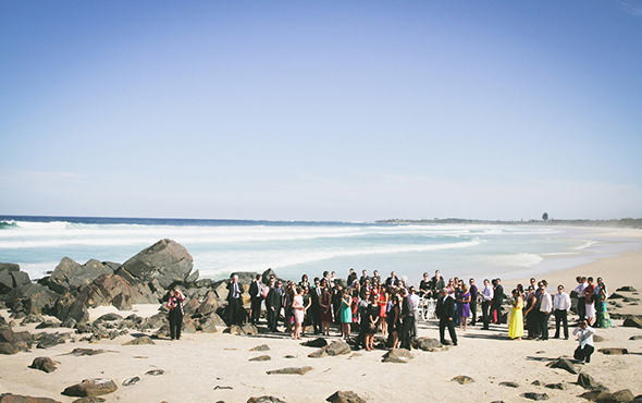 beach wedding locations