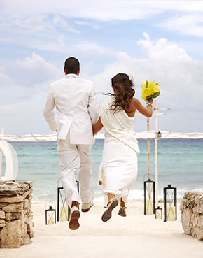 destination wedding locations riviera maya