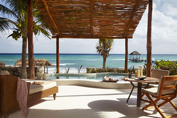 honeymoon hotels mexico