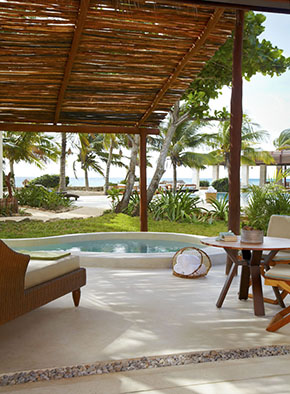 luxury resort riviera maya