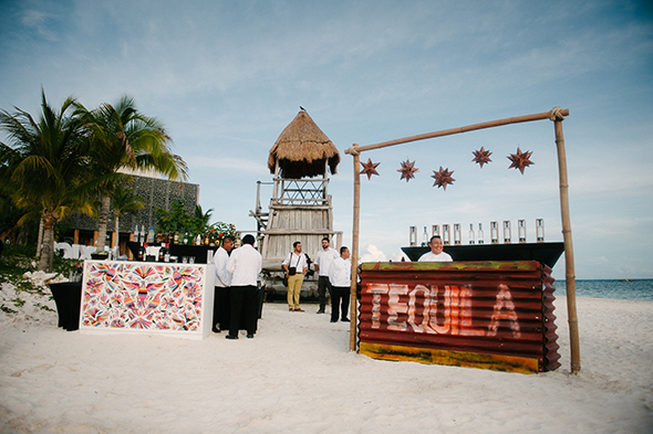 tequila bar wedding