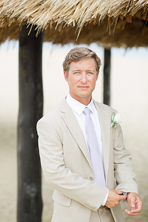 beach wedding attire