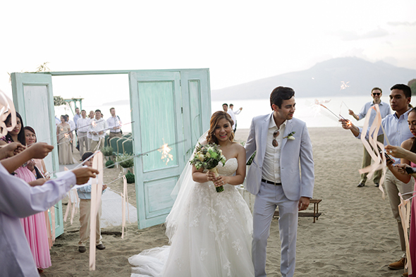 Beach Destination Wedding In The Philippines The Destination