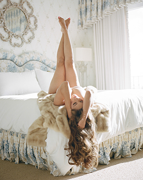 boudoir wedding photographers