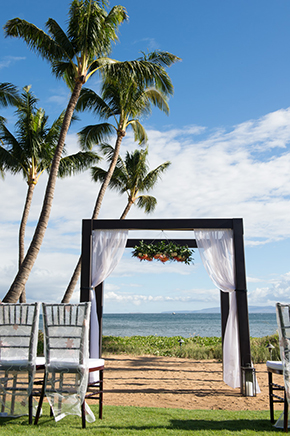 beach weddings hawaii