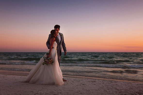 beach weddings in florida