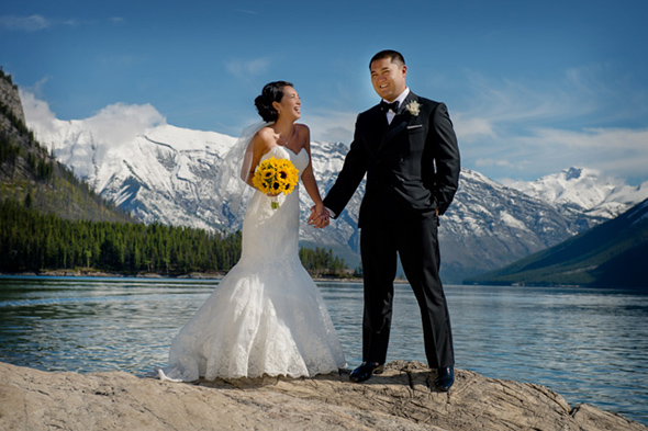 lake louise destination weddings