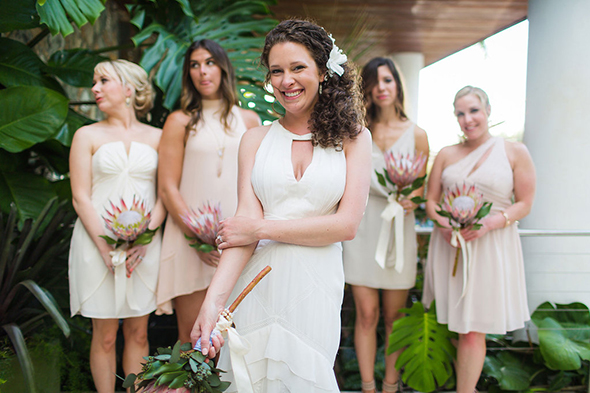 tropical wedding dresses