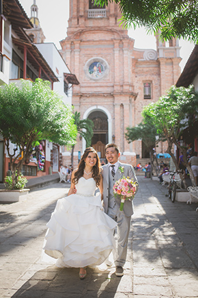 Puerto Vallarta destination wedding