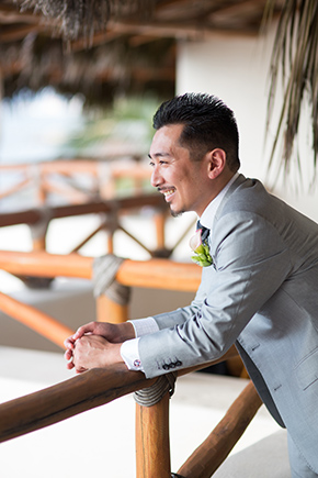 destination wedding suits