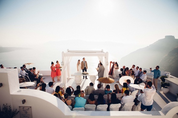 greece destination wedding locations