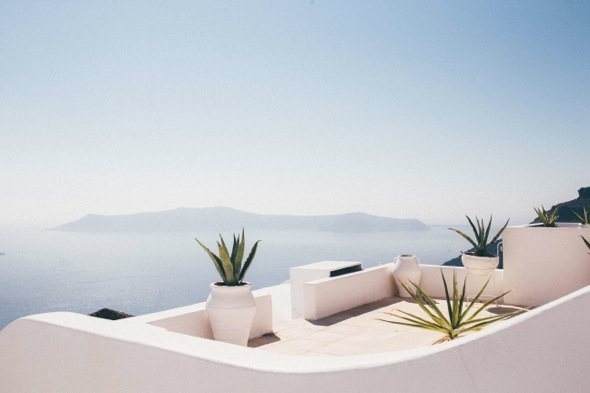 greece wedding location