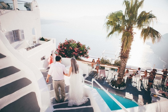 greek isles weddings