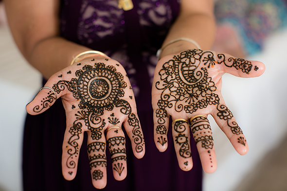 henna wedding tradition