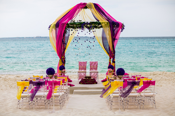 indian weddings cancun