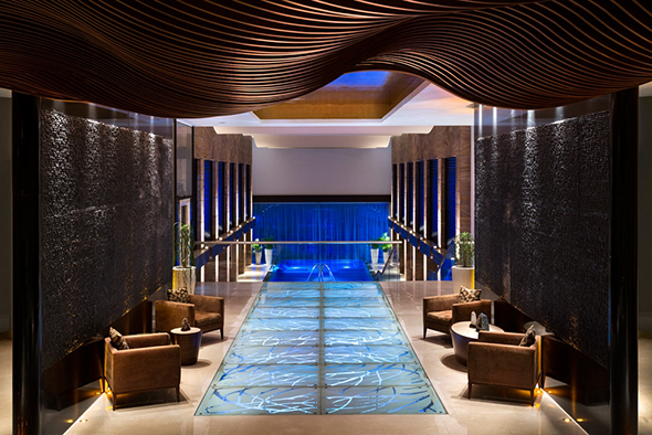 luxury spas cancun
