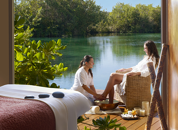 luxury spas riviera maya