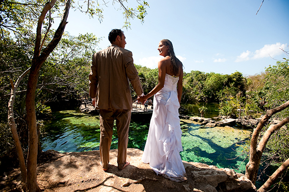riviera maya best wedding photographer