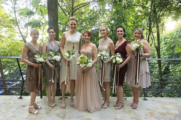 taupe-bridesmaid-dresses