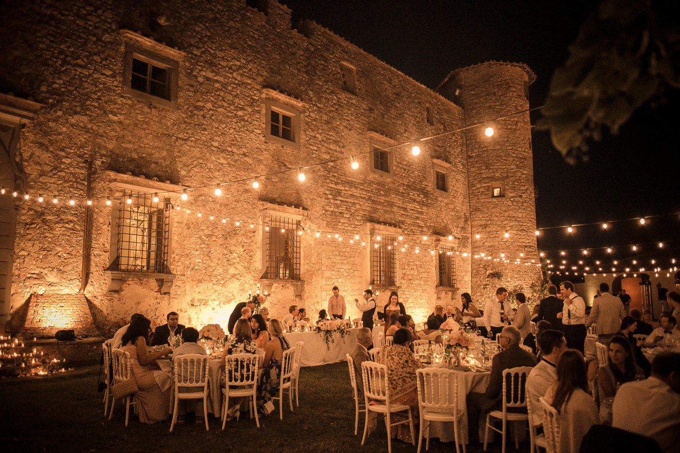 outdoor wedding location tuscany