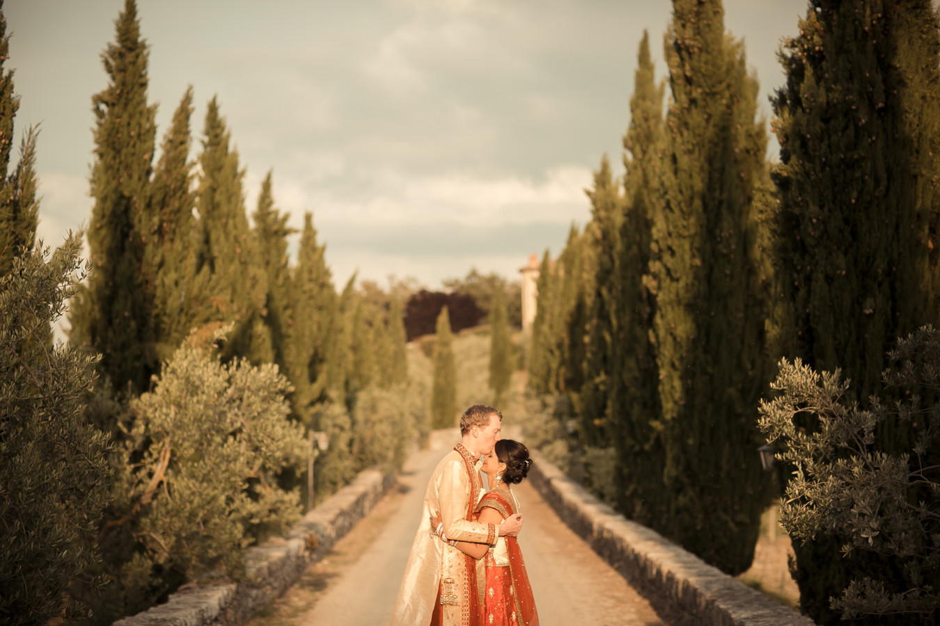 tuscany italy wedding