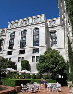 wedding hotels san francisco