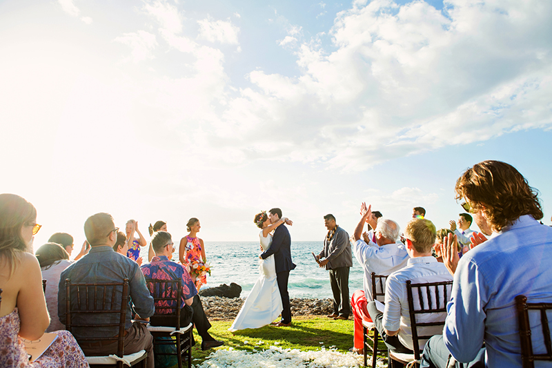 maui wedding photo
