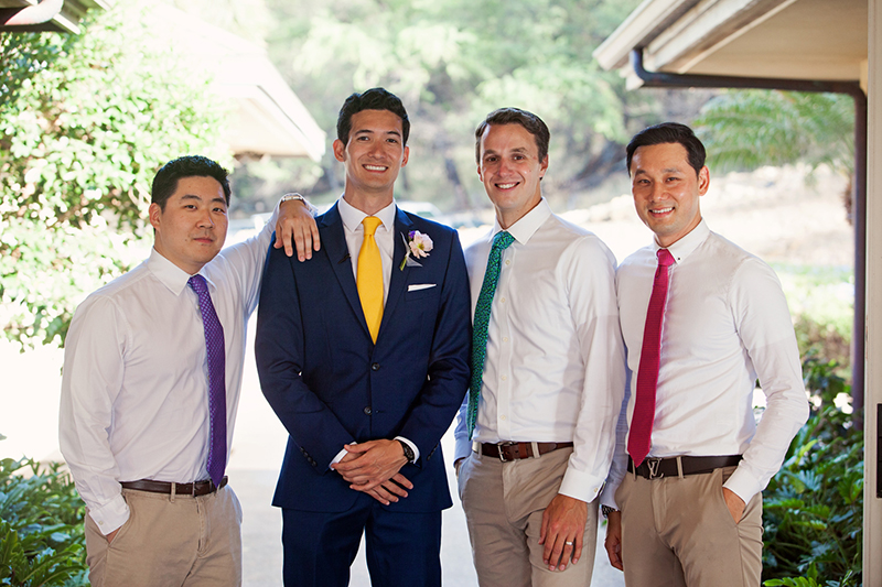 destination groomsmen suit