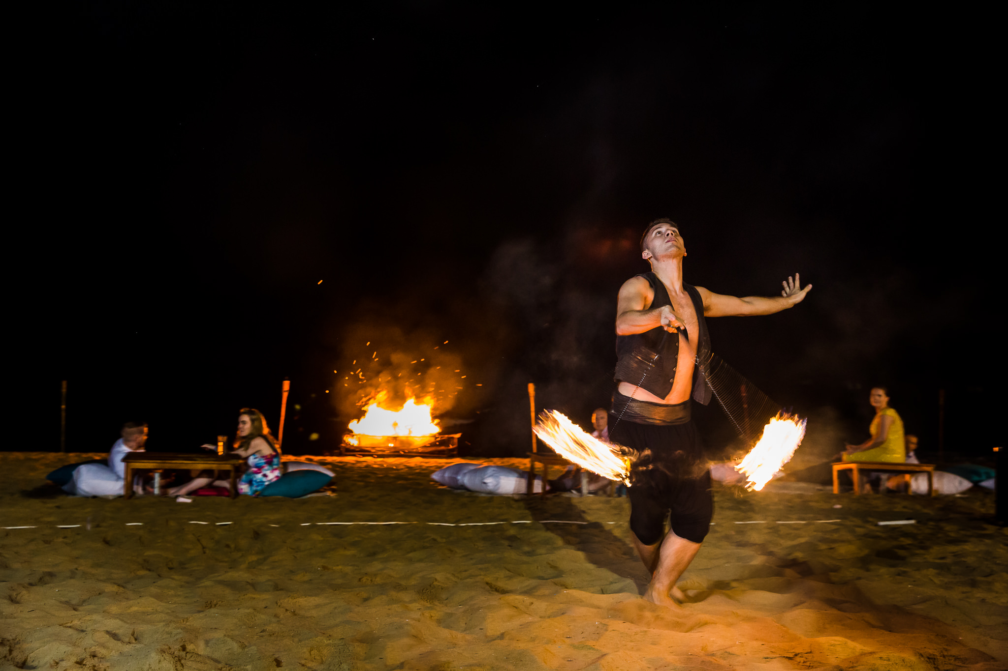 wedding-fire-dancers