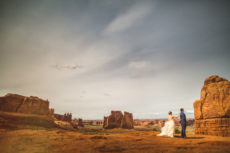 Arches National Park Weddings
