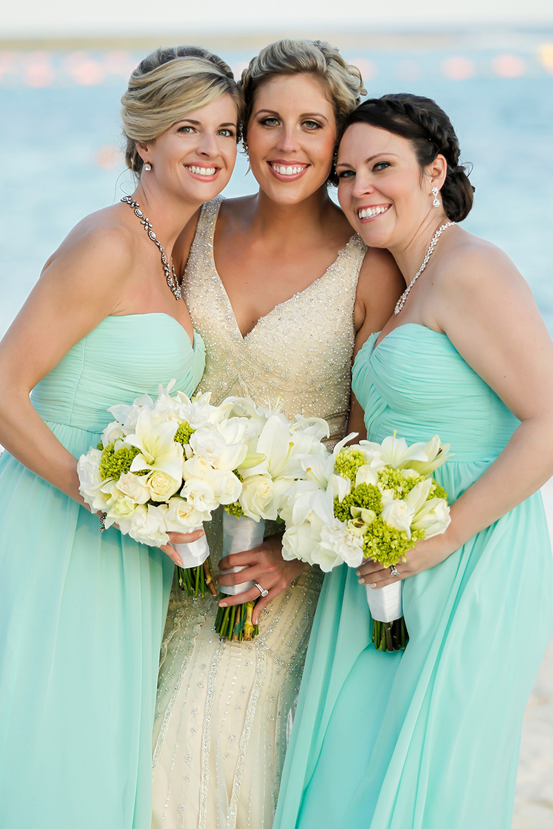 mint-bridesmaid-dress
