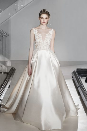 The destination wedding blog jet fete by bridal bar for How much is a lazaro wedding dress