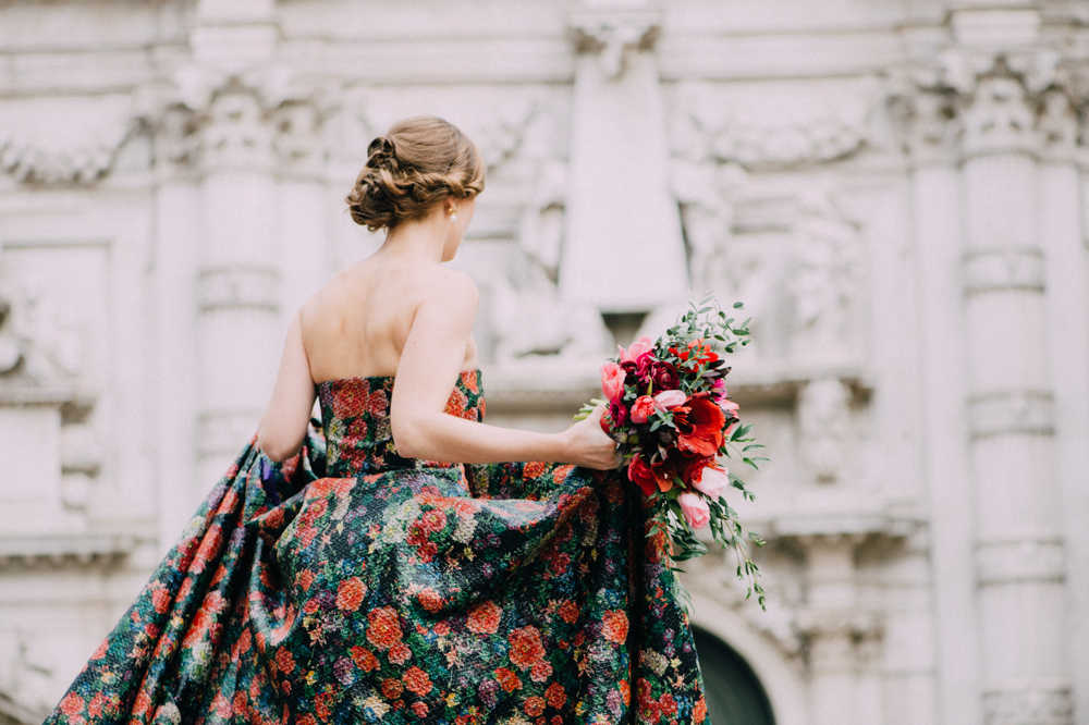 red-floral-wedding
