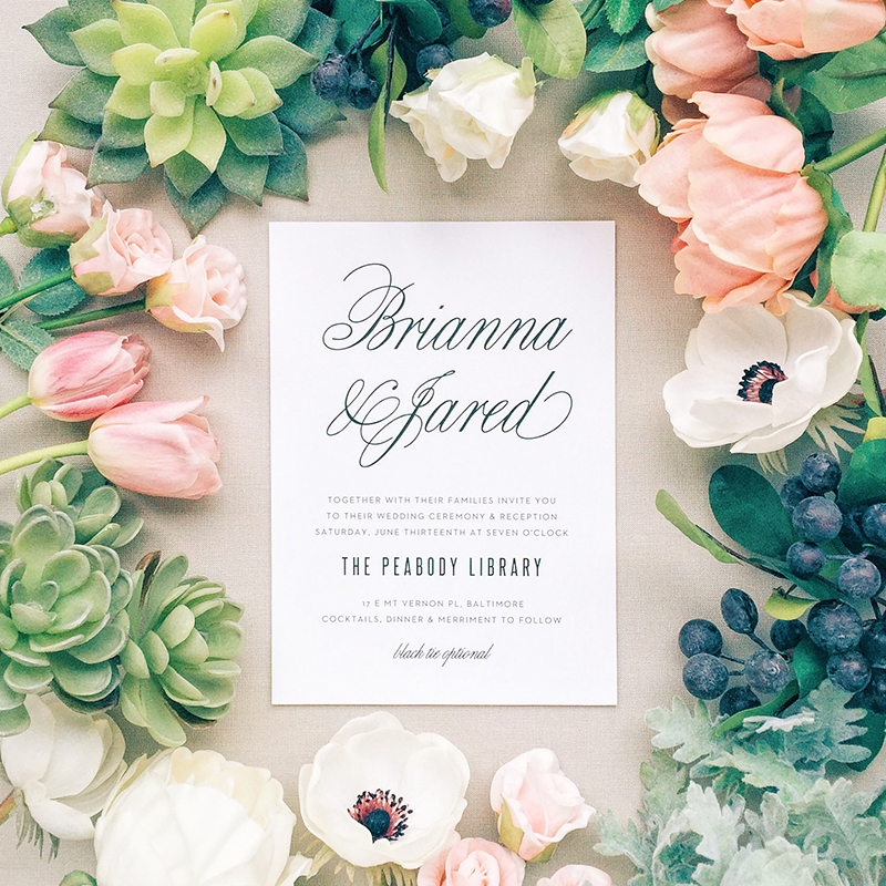 spring-wedding-invitations