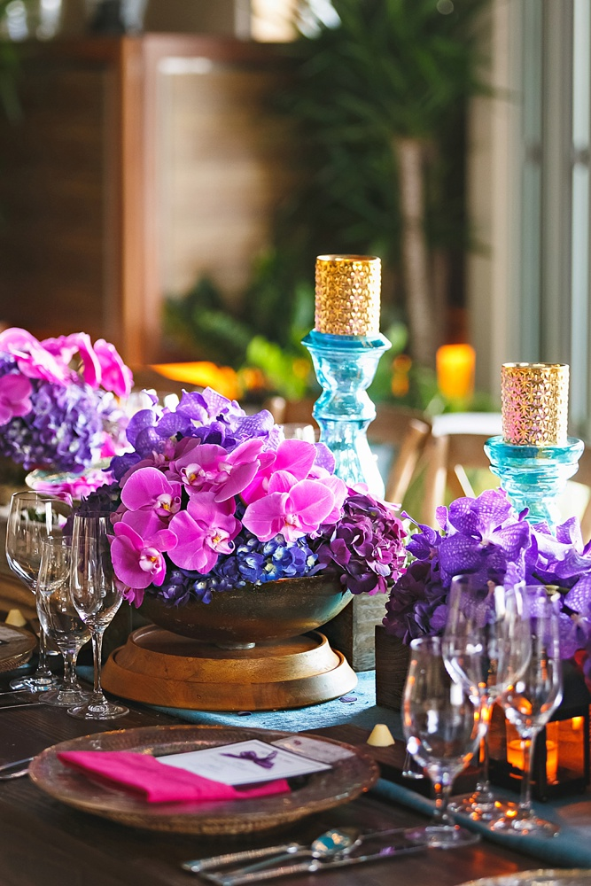 jewel tone weddings