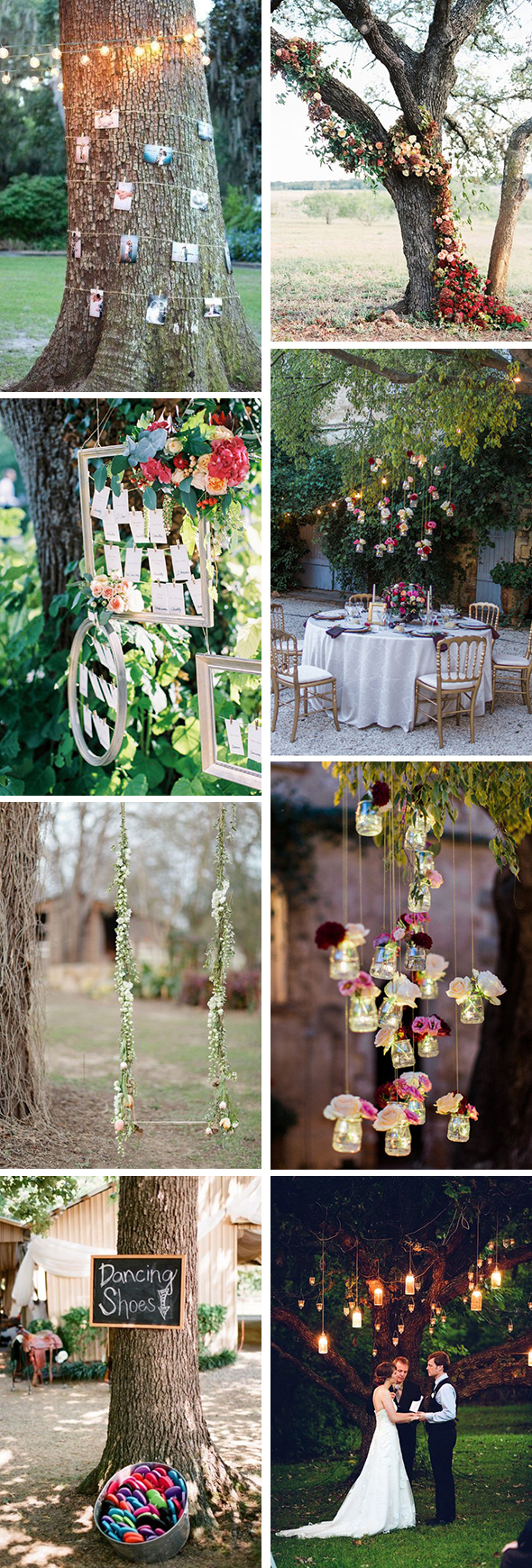 wedding tree ideas