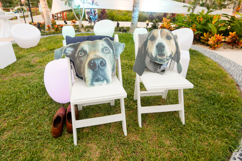 wedding pillows