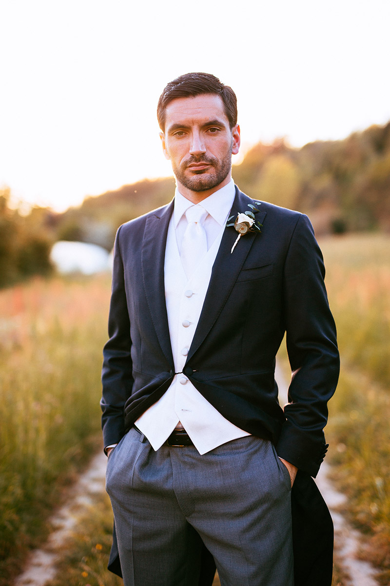 destination wedding tux
