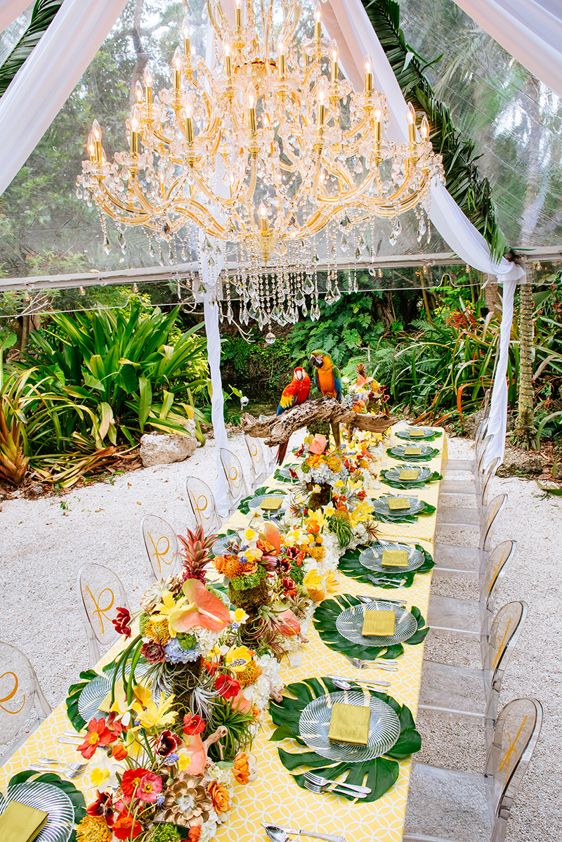 tropical wedding weddings