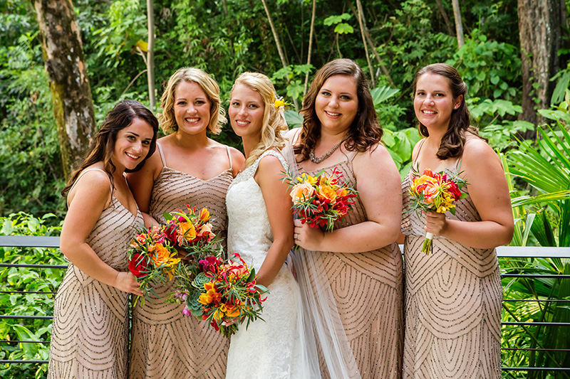 gold-bridesmaid-dresses
