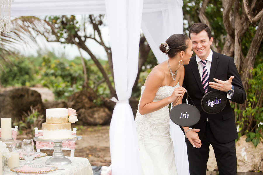 jamaica wedding idea