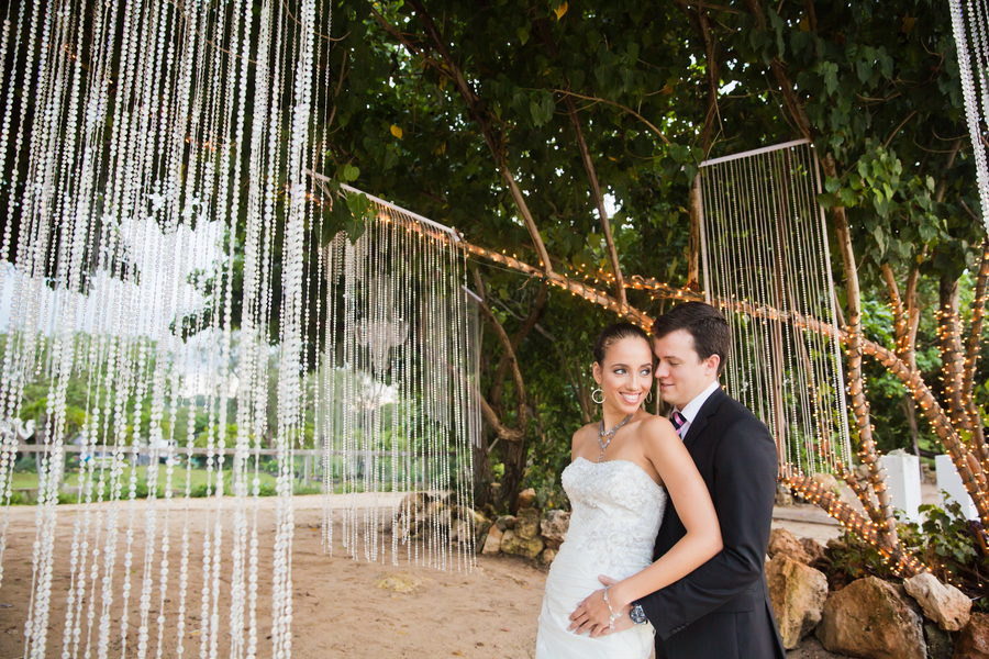 caribbean wedding location