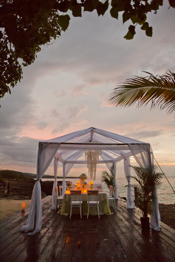 oceanfront jamaica weddings
