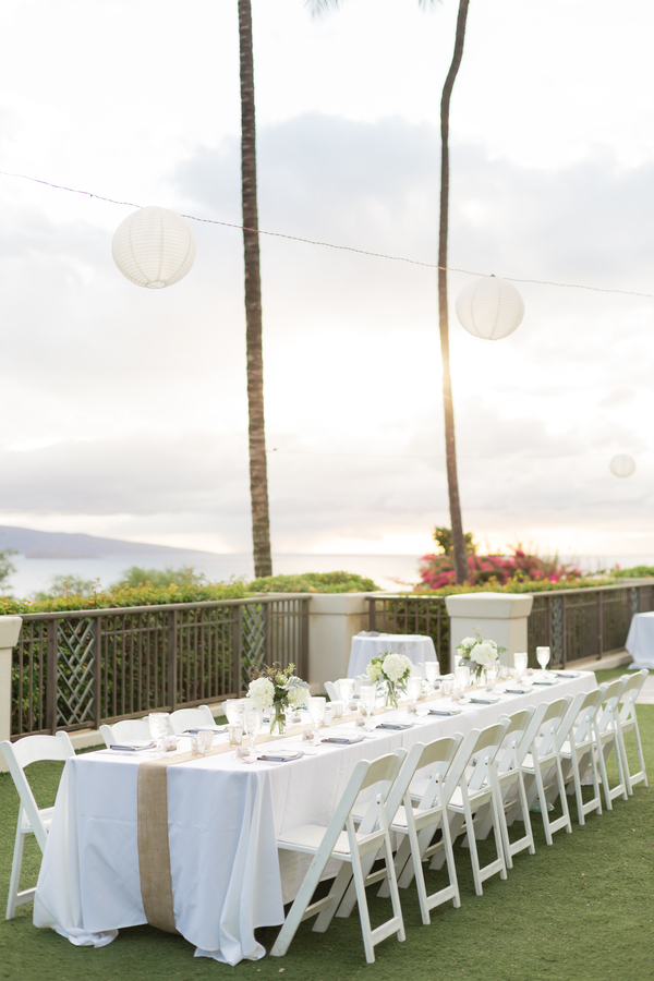outdoor weddings maui