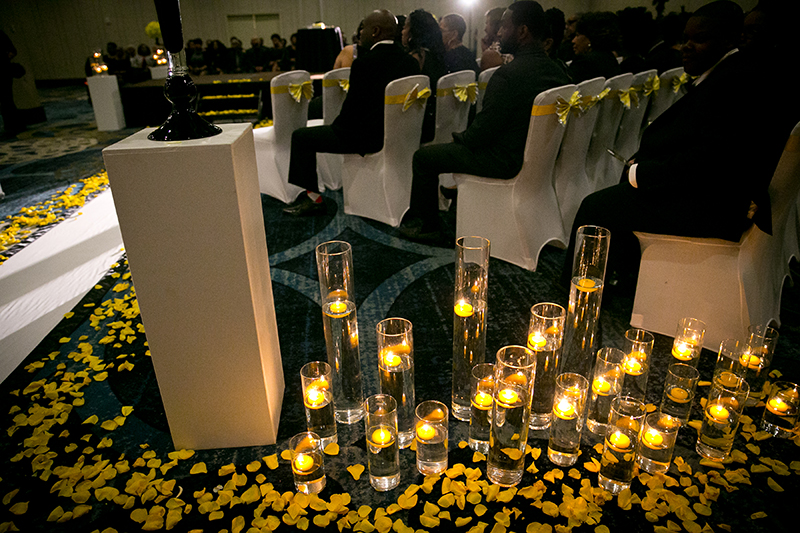 indoor weddings